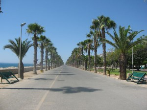 General view of Limassol embankment_nnnn
